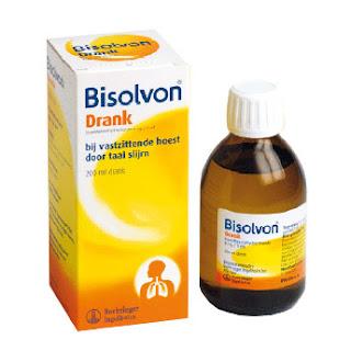 شرح دواء برومهكزين - Bromhexine  ماهو  وما استخداماته
