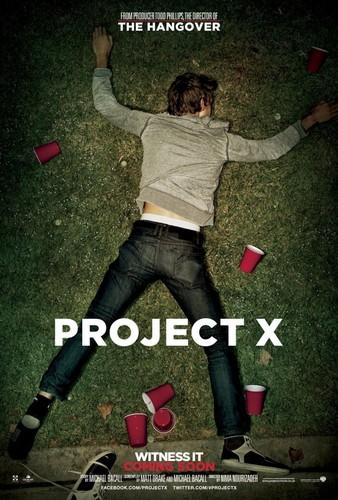 Proyecto X (2012) [BRrip 1080p] [Latino] [Comedia]