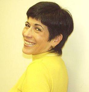 Foto de Eva Ayllón sonriendo