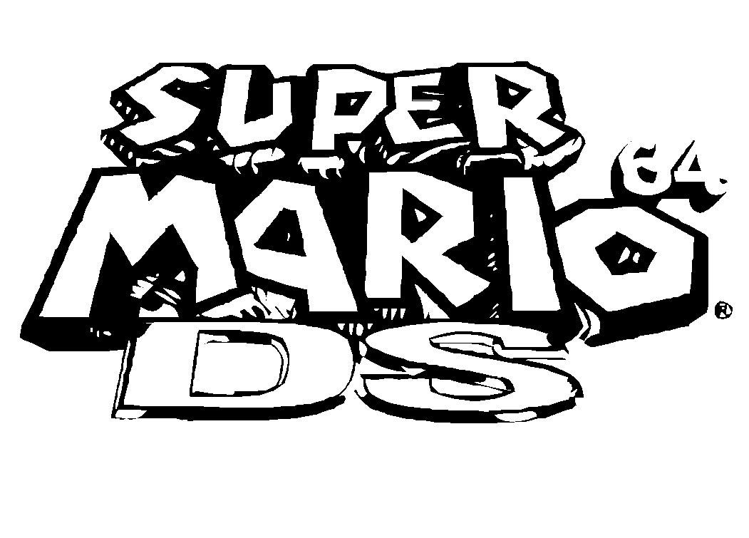 Dibujos De Super Mario Para Colorear E Imprimir 2: Blog MegaDiverso: Super Mario Bros Para Imprimir Y Colorear