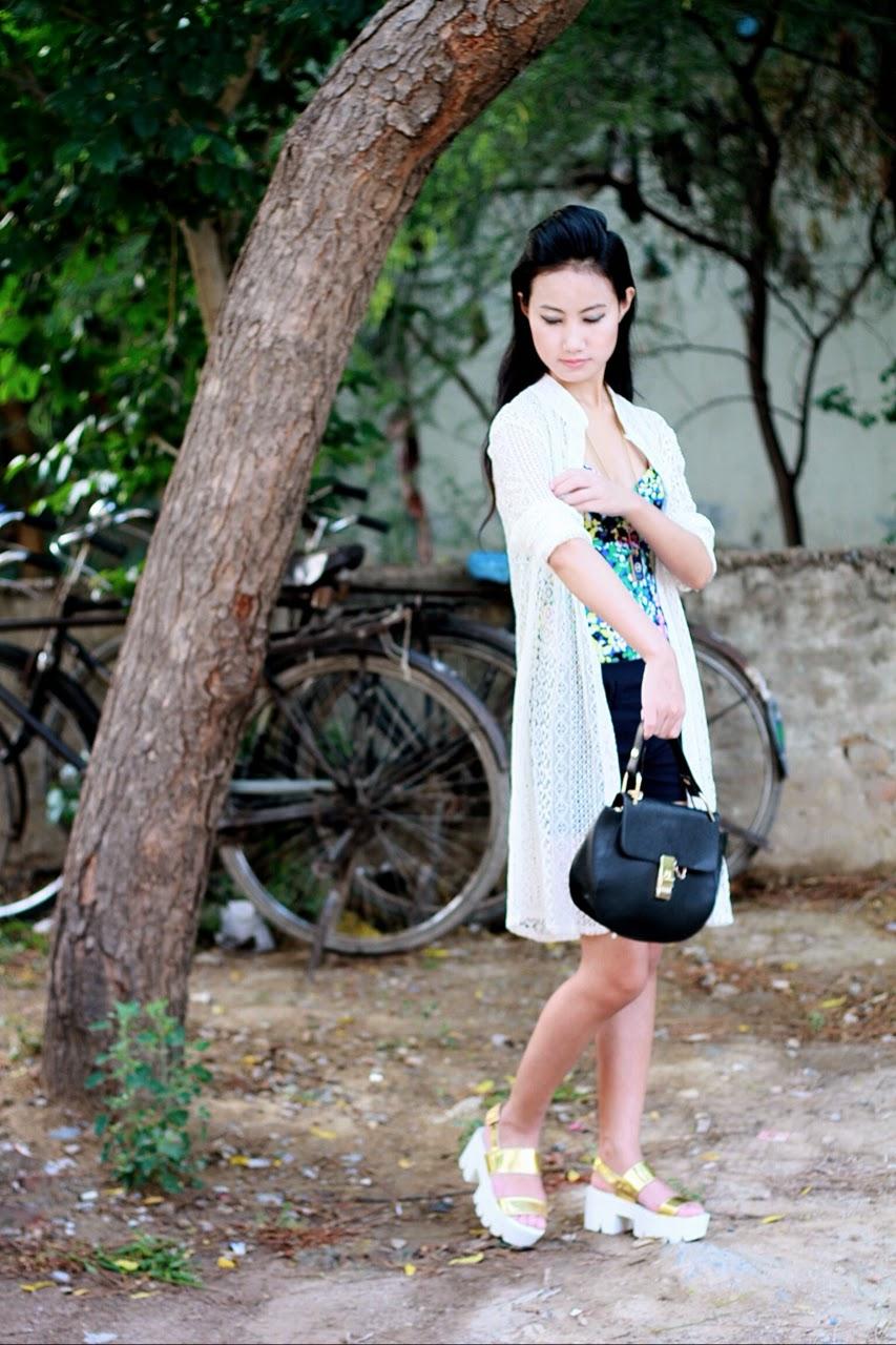 Kuvelü Tetseo in Ni Hao Fashion^^