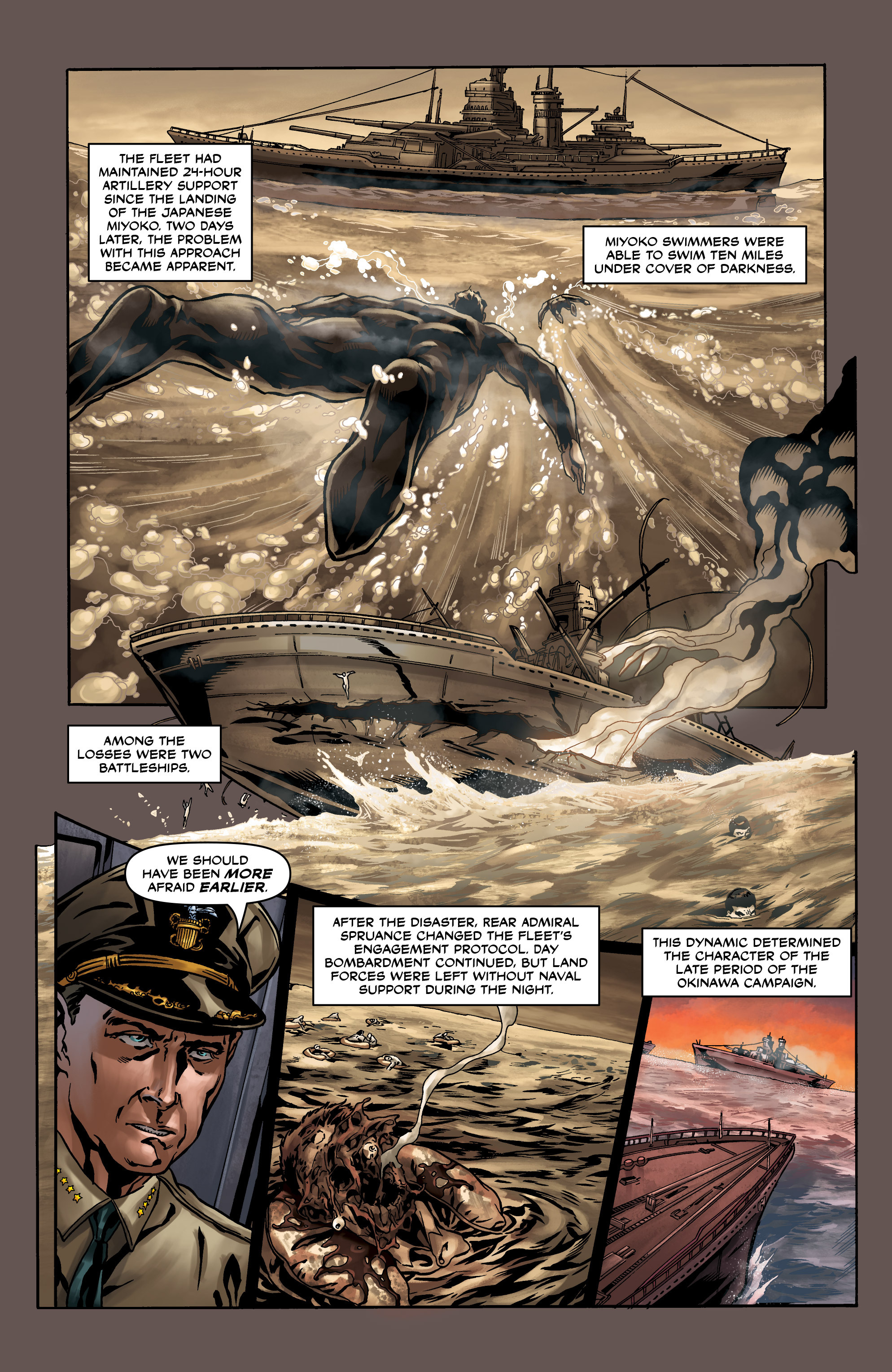 Read online Uber comic -  Issue #7 - 12