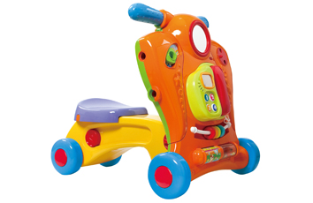 Mainan Anak Unik Playgo 2 In 1 Baby Walker