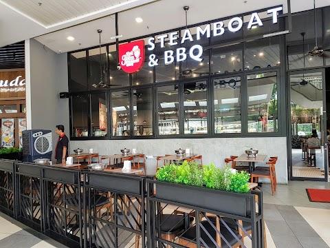 【雪隆美食】Pak John Steamboat & BBQ Buffet @ IOI City Mall | 五岁以下小孩免费享用的自助火锅与烧烤!