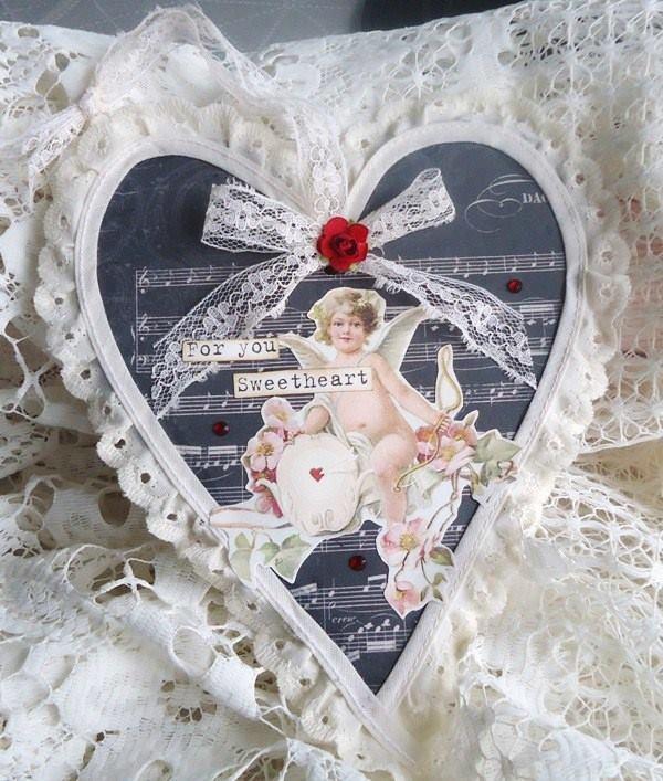 Utfordring # 6 Valentine/Morsdag - Valentine/Mothersday