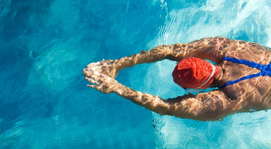 8 reasons why swimming is the best way to lose weight and get fit quickly