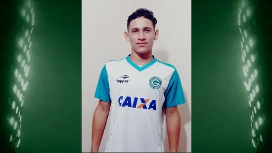 """PARÁ: Aos 16 anos, Pedro Henrique viaja com o sonho de jogar no """"Goiás"""""""