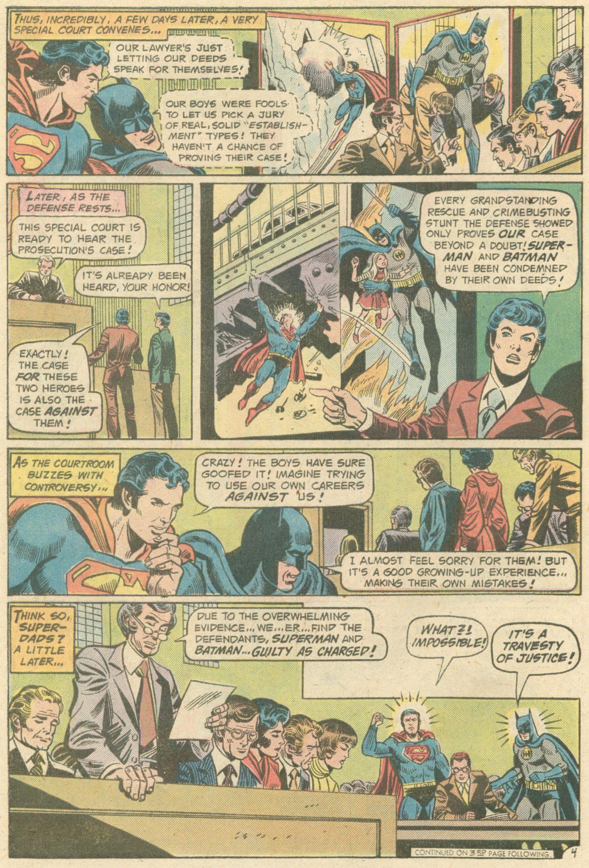 Read online World's Finest Comics comic -  Issue #231 - 6