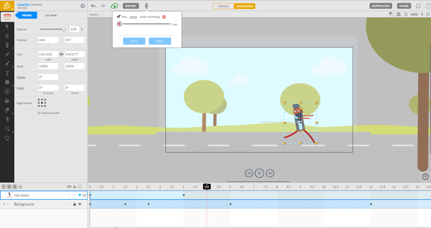 Five Tools for Creating Animations on Chromebooks