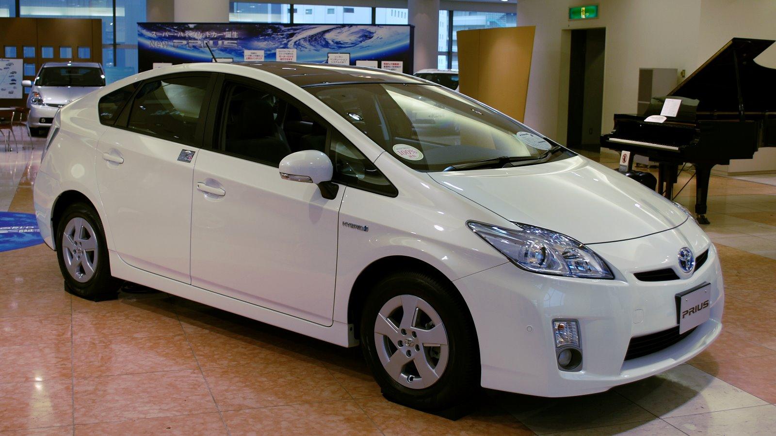 World Of Cars Toyota Prius Image