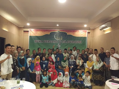 HMI Komisariat KIP Universitas Lampung Adakan Buka Puasa Bersama