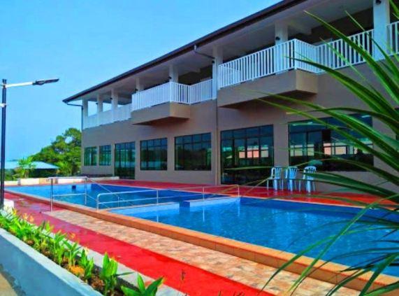 Laman Guest House Pengkalan Balak Melaka swimming pool