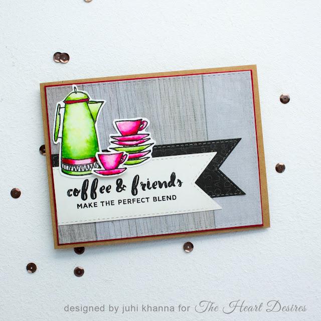 Altenew coffee love