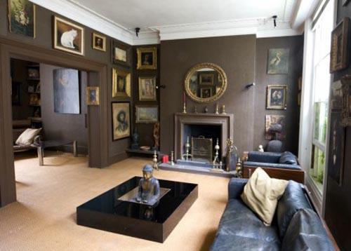 living room home decorating ideas interior extraordinary   artyfarty: Modern Moroccan restaurants - Sample board project