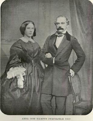 Westerlund: Johan Hampus Furuhjelm 1821-1909