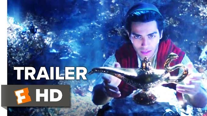 अलादीन 2019 का मूवी फिल्म हिन्दी मे aladdin 2019 trailer download