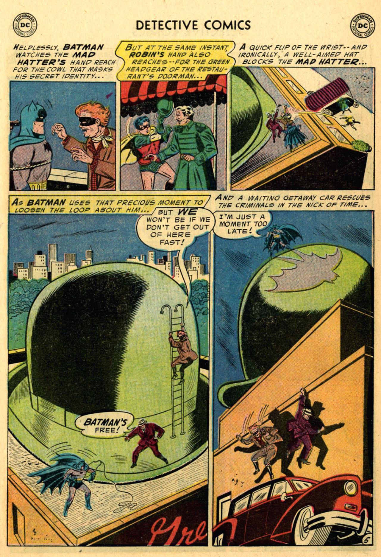 Detective Comics (1937) 230 Page 6