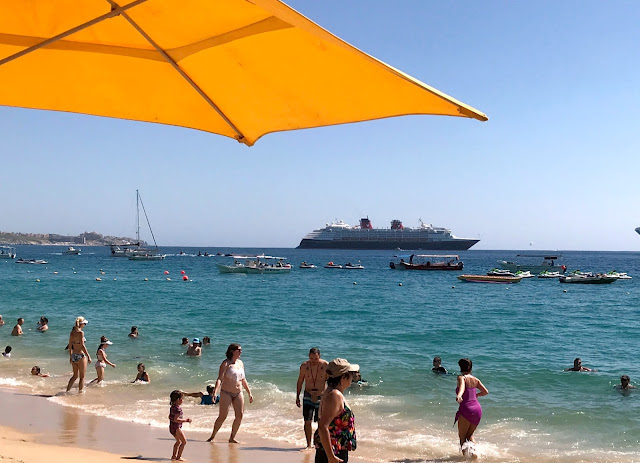 Disney Cruise to Cabo, Disney Cruise experience, What to do on a Disney cruise, Is the cabo beach break worth the price