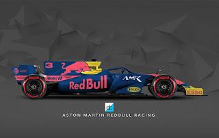 Aston Martin Red Bull Racing 2019