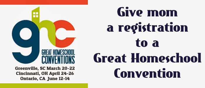 Great Homeschool Conventions Registration