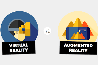 Mengenal Teknologi Augmented Reality dan Virtual Reality