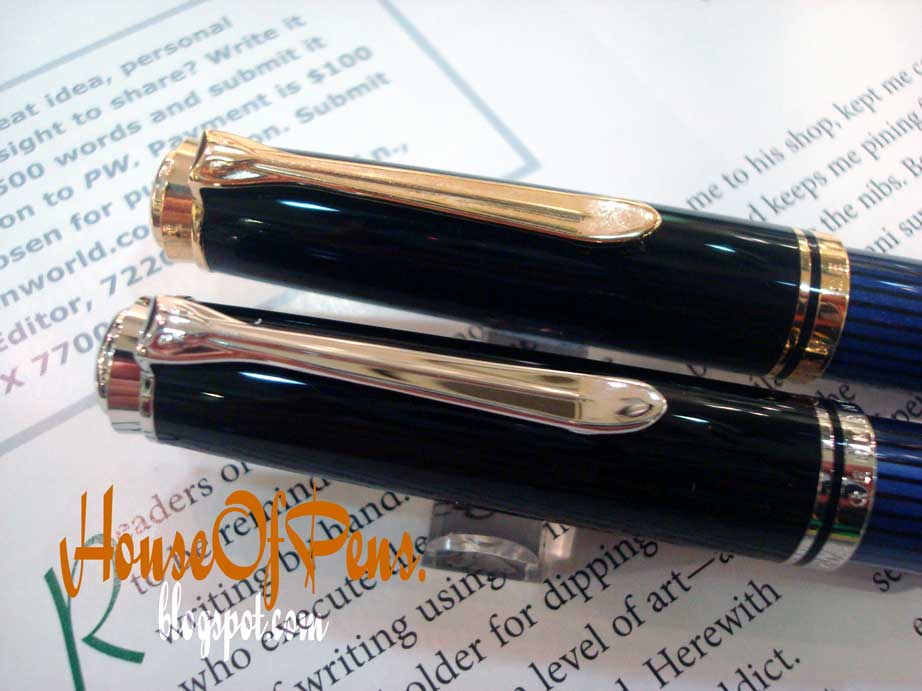 souveran m600fountain pen