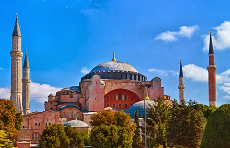 Byzantine Architecture History Characteristics amp Examples