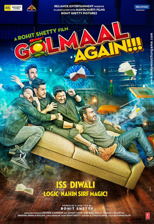 Golmaal Again (2017) Movie Poster
