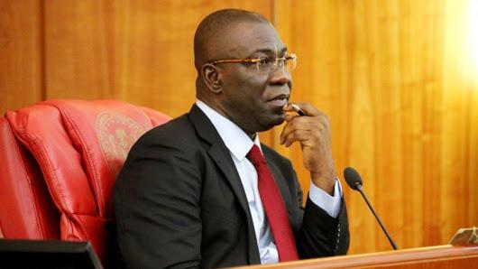 Breaking News: Nigeria Police Raid Deputy Senate President, Ike Ekweremadu's House