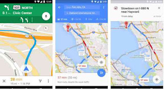 google maps aplikasi android paling canggih