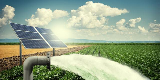 مضخات طرمبات الطاقة الشمسية