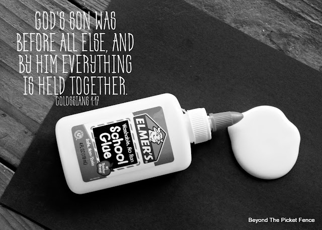 devotional on God holding us together
