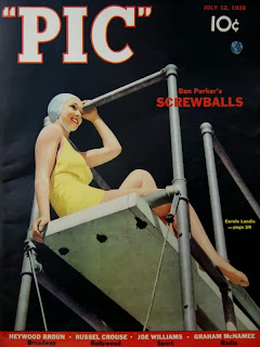 Carole Landis Pic Magazine
