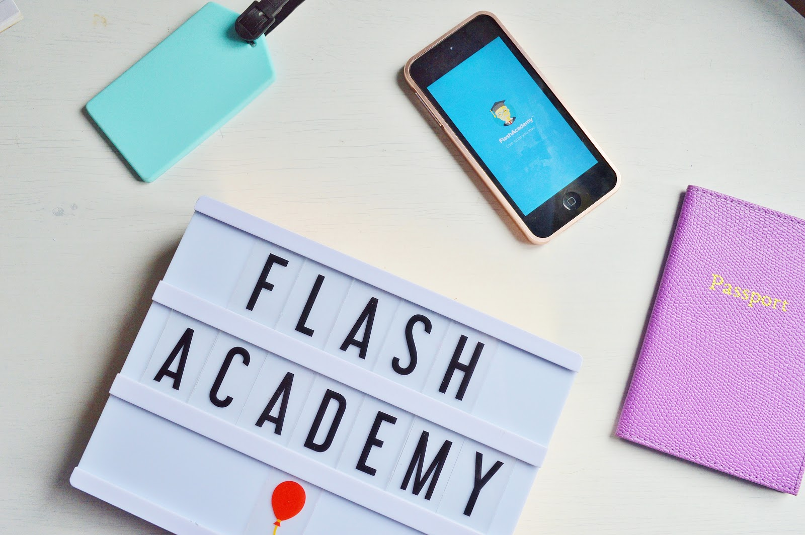 Flash Academy App