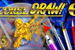 Free Download Software Corel Draw Version 6.0 for Computer or Laptop