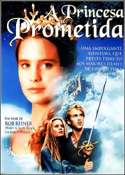 A Princesa Prometida Dublado