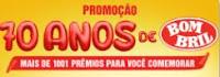 Promoção 70 Anos de Bombril bombril70anos.com.br