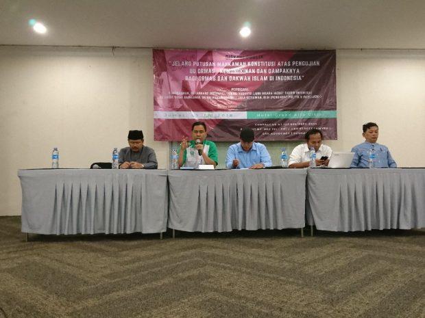 Ismail Yusanto: Pemerintah Cabut Badan Hukum HTI Berdasarkan Asumsi