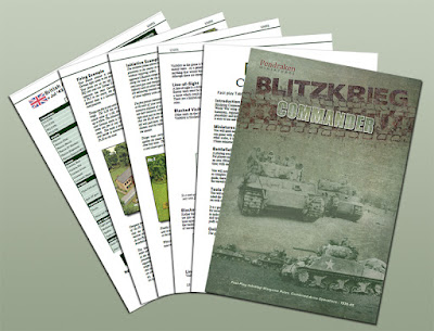 Blitzkrieg Commander III At The Printers