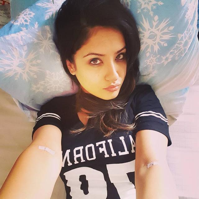 Pooja Banerjee Hot Instagram Images