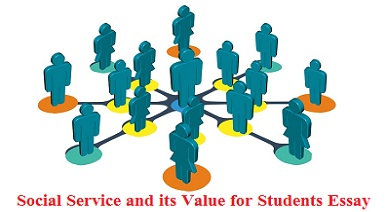 Essay on value of social service
