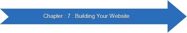 Next: Building Your Website