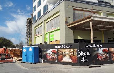 Steak 48 restaurant coming at River Oaks District (ROD) in Housto