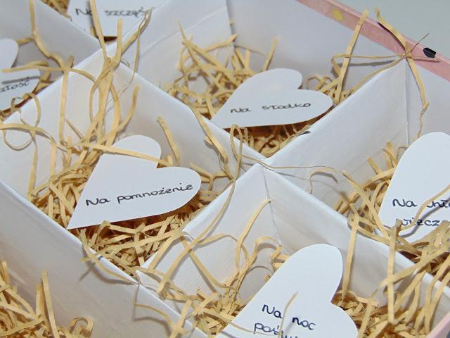 DIY : Weselny Box - prezent dla nowożeńców