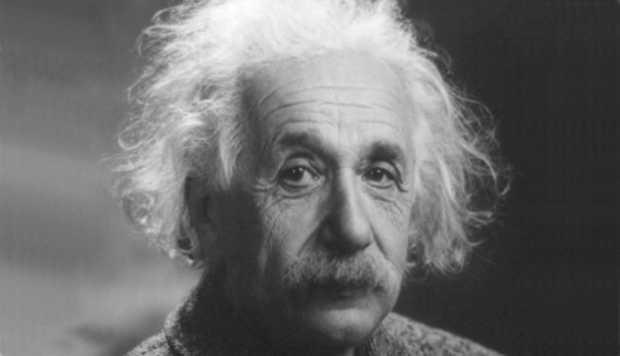 I love Albert Einstein.