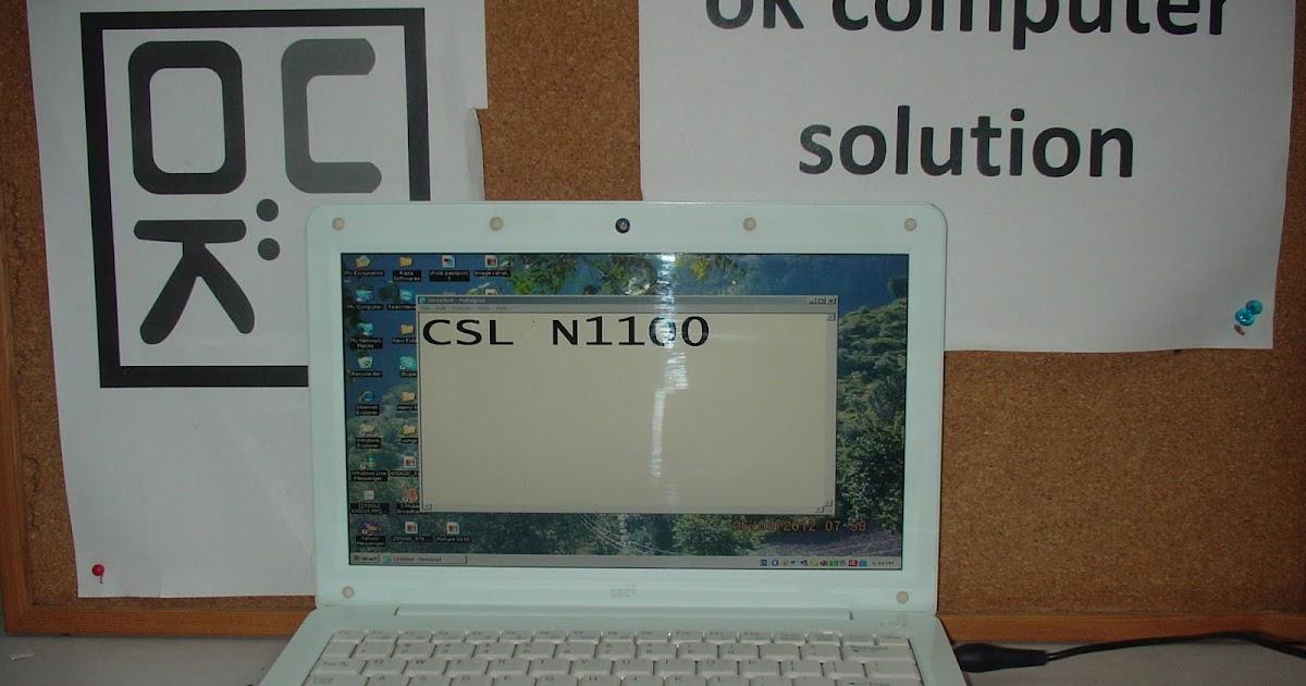CSL NETBOOK 1MALAYSIA WINDOWS 8 X64 TREIBER