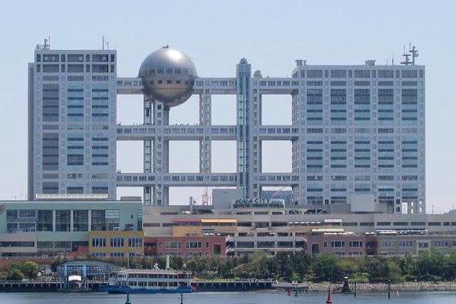 日本の建築を世界レベルに。建築家、世界の丹下健三(Architecture) FCGビル  1996