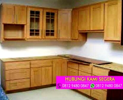 Jual Kitchen Set Kayu Jati Belanda Ciledug 0812 9480 0847 0812 9480