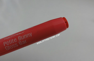 Tony Moly petite bunny gloss bar no. 9