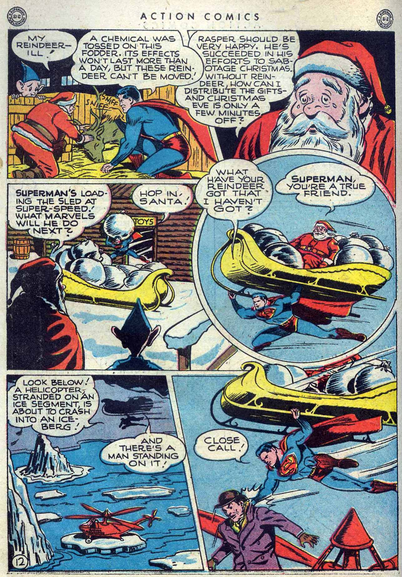Read online Action Comics (1938) comic -  Issue #105 - 14